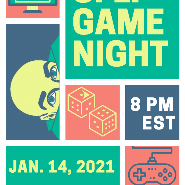Game Night Graphic