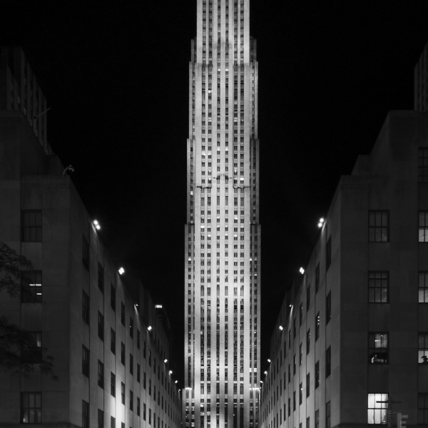 Hassan Bagheri, Rockefeller Center, 2019