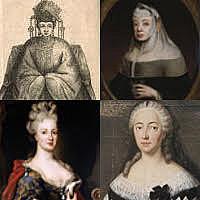 Candida Xu, Maria de Guadalupe de Lencastre y Cárdenas Manrique, Maria Anna Habsburg of Austria,...