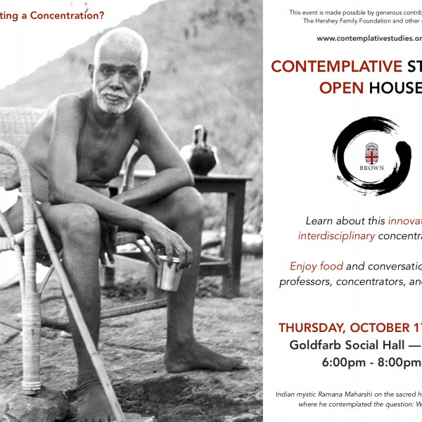 Contemplative Studies Open House