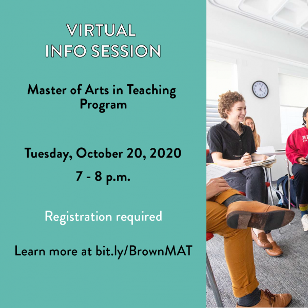 10/20 MAT Info Session