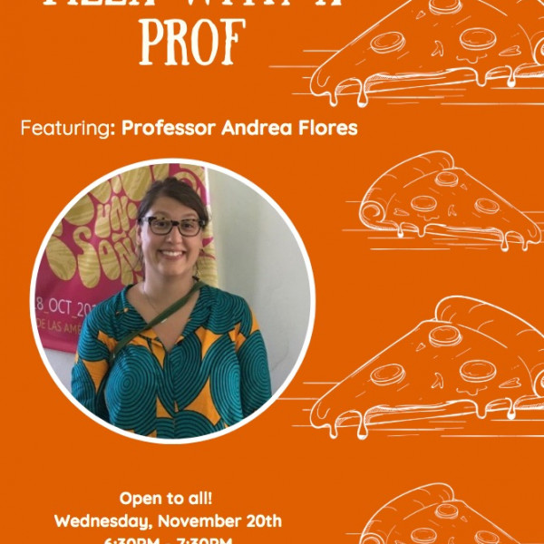 Pizza with a Prof