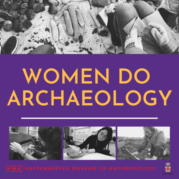Women Do Archaeology (poster)