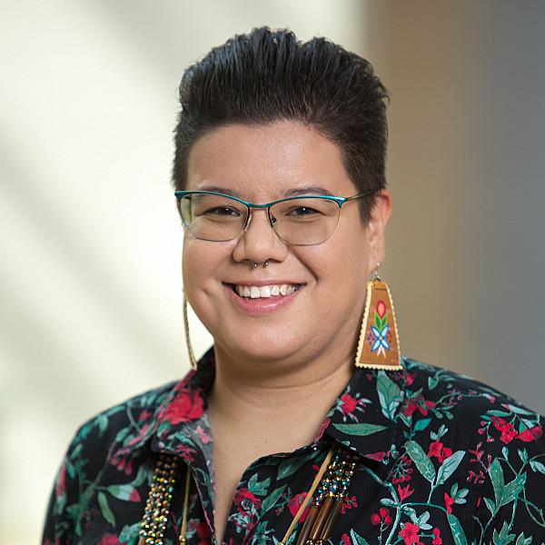 Neebin Southall (Chippewa of the Rama First Nation, Ontario, Canada), Native American Fellow