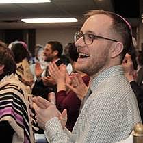 Image of Rabbi Alex Weissman