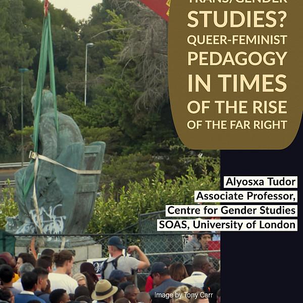 Lecture by Alyosxa Tudor