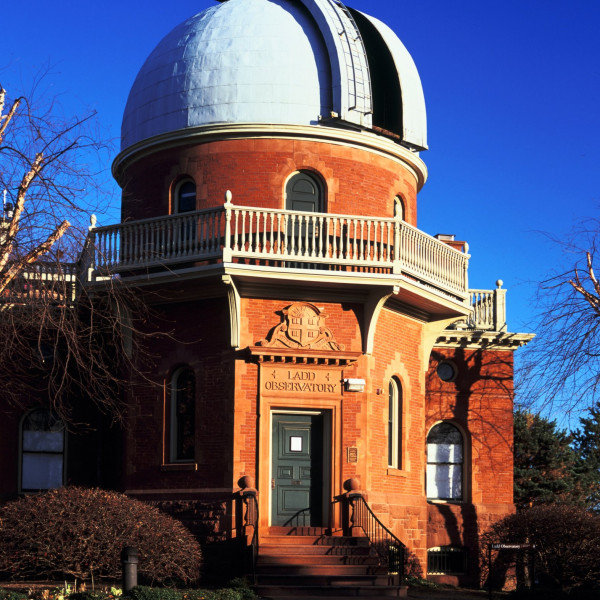 Ladd Observatory, 1891