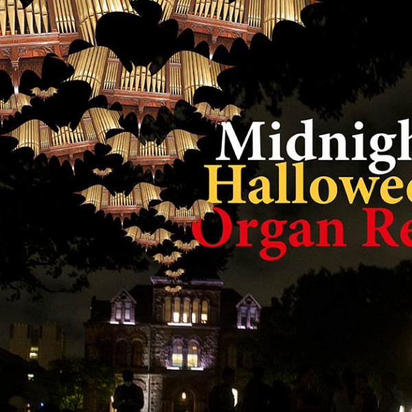 Midnight Halloween Recital