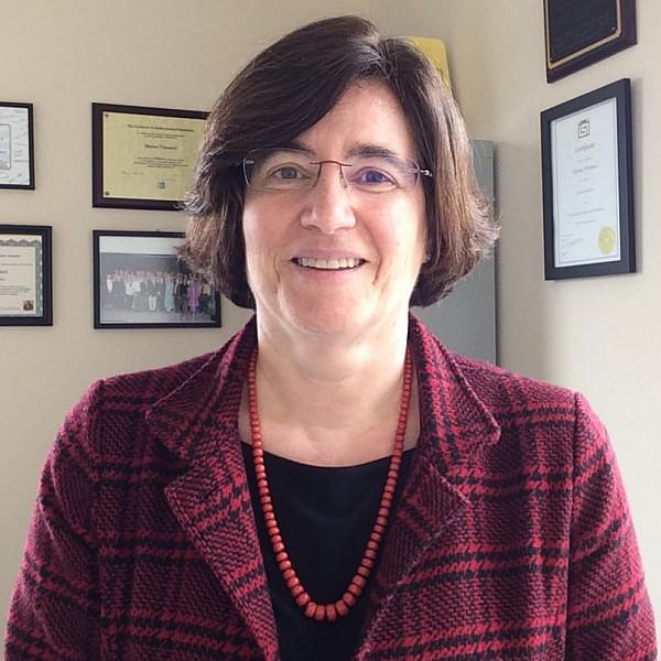 Dr. Marina Vannucci, Noah Harding Professor of Statistics, Rice University